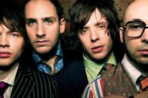 Picture of the band OK Go